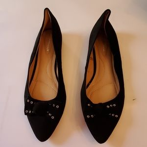 Lane Bryant Flat Shoes